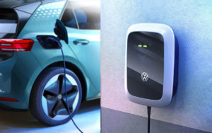 Volkswagen significantly expands charging infrastructure.