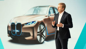 BMW aims for 20% of its vehicles to be electric by 2023