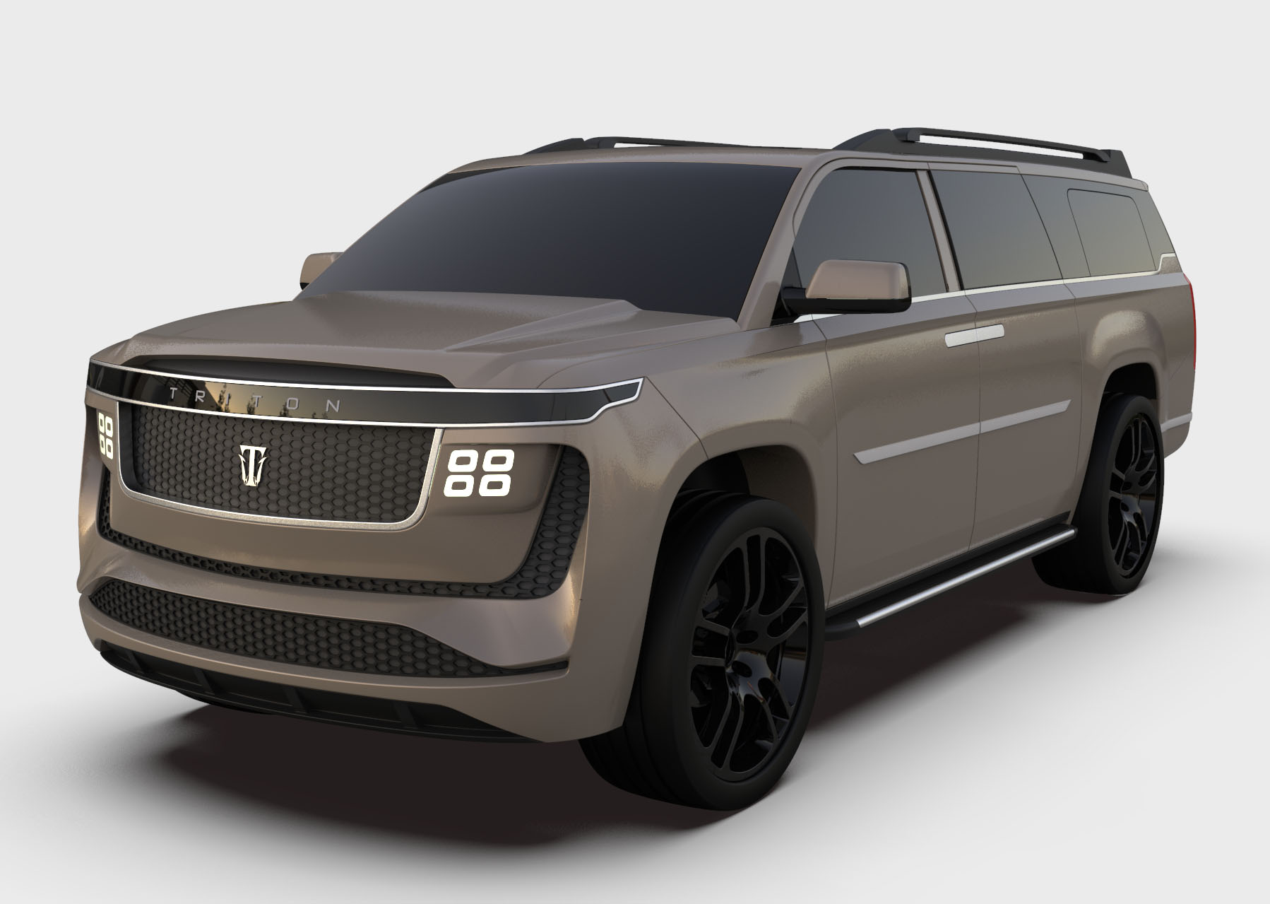 Electric SUV with 700-Mile / 1.100 km Range?