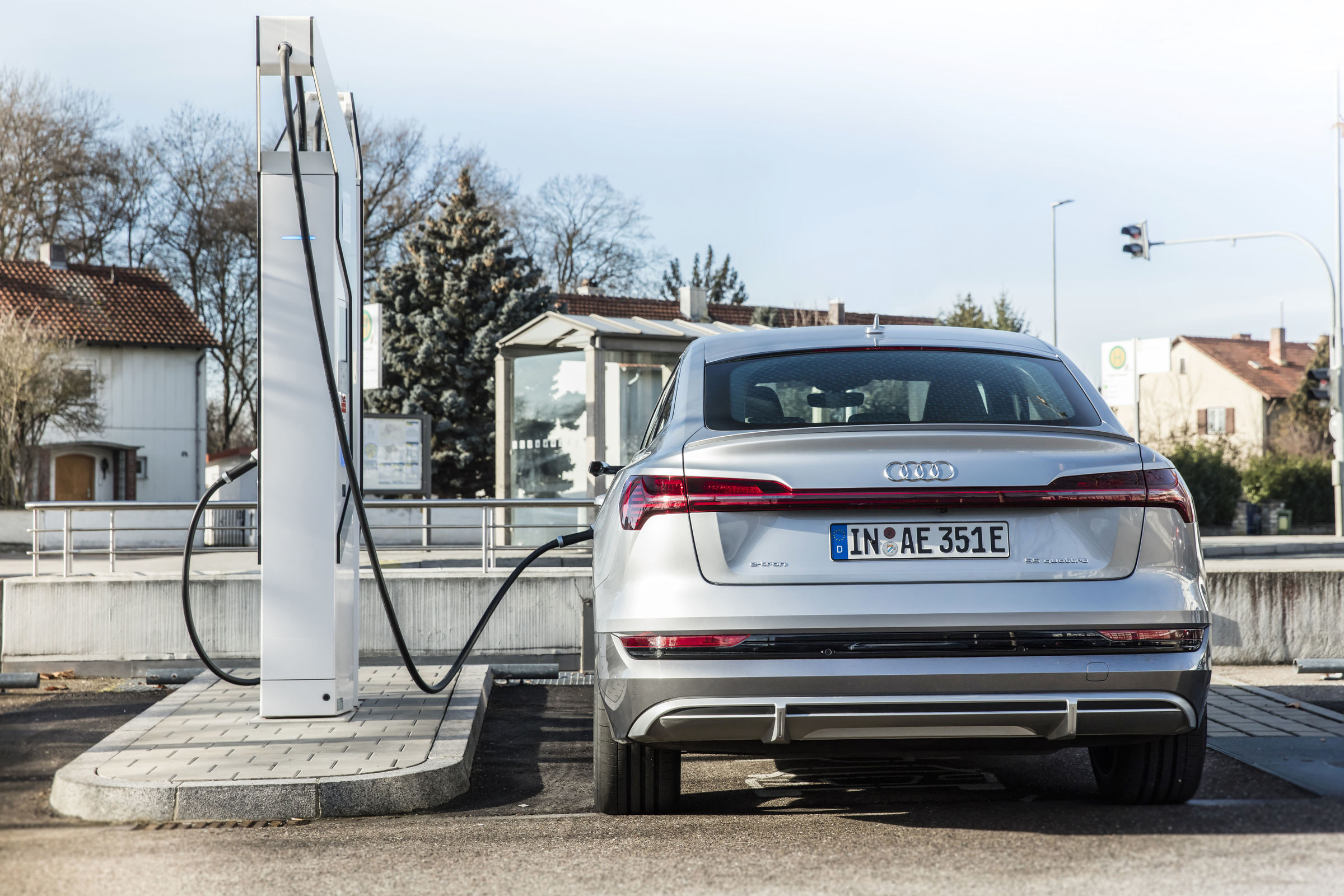 Audi investing €100M in Charging Infrastructure at German site