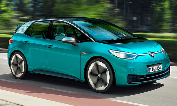 Volkswagen raises EV Forecast for 2025 to 1.5M Electric Cars from ID Family