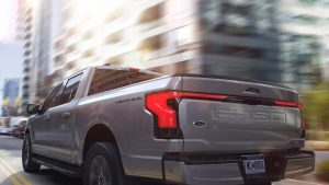 Ford unveils F-150 Lightning electric pickup, arriving in 2022